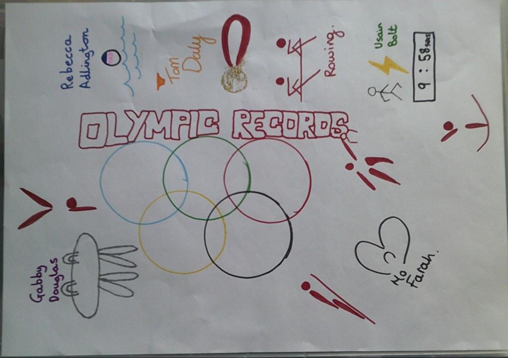 Reading Hack - Olympics