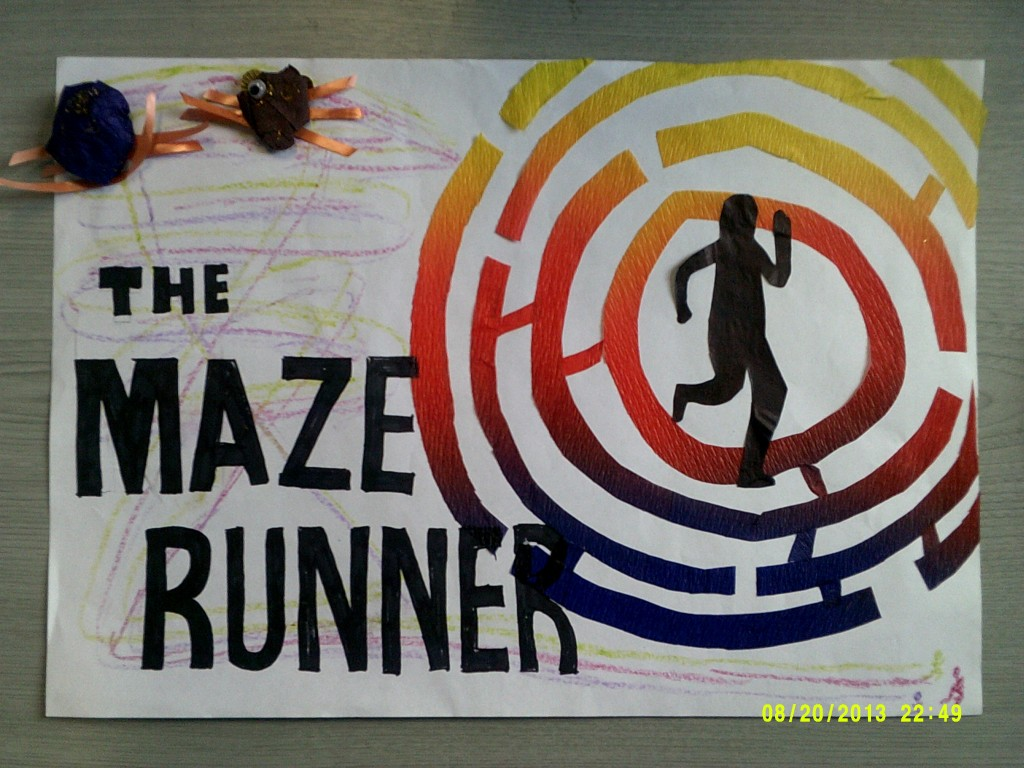 Reading Hack - Maze Runner