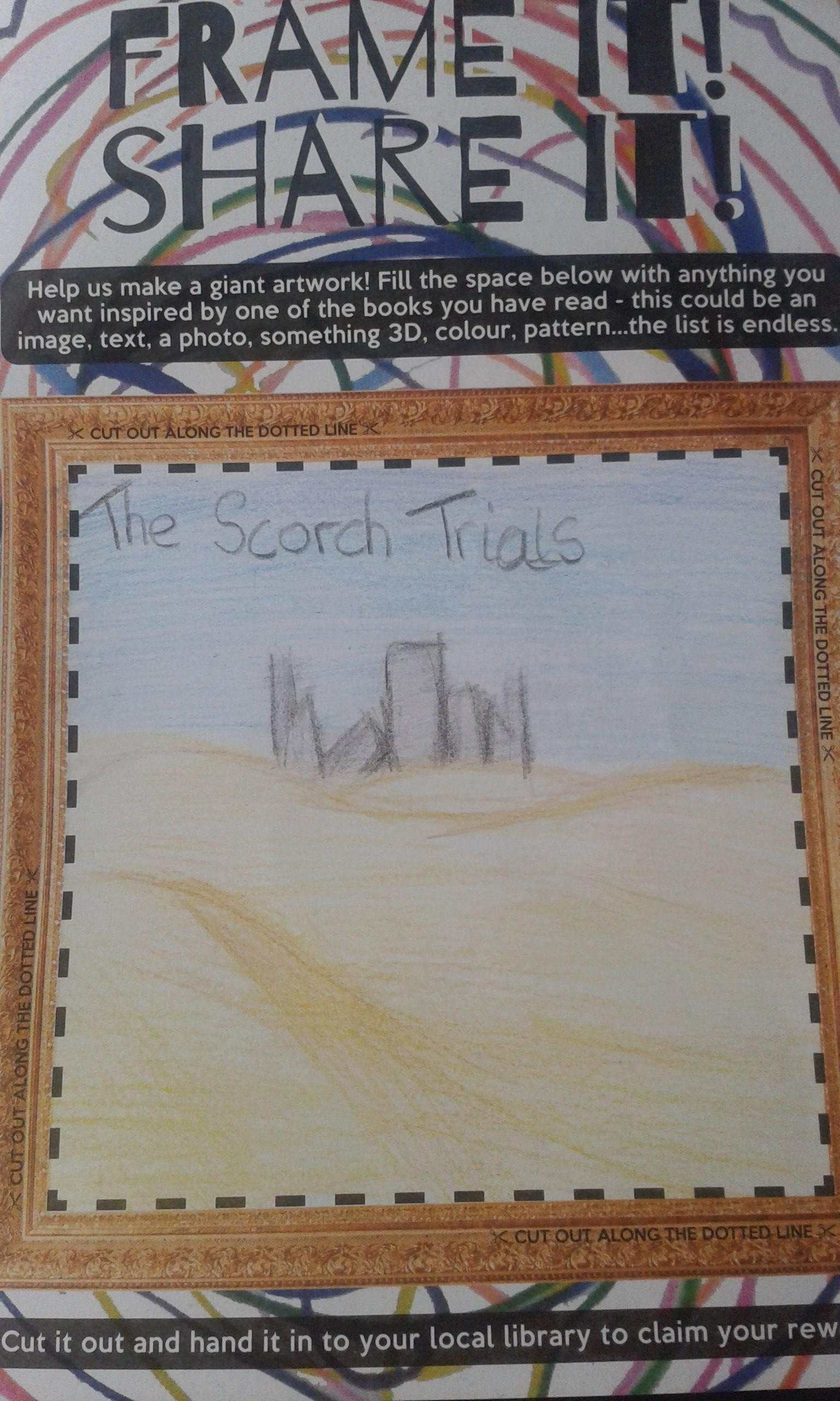The Maze Runner The Scorch Trials James Dashner Imagination